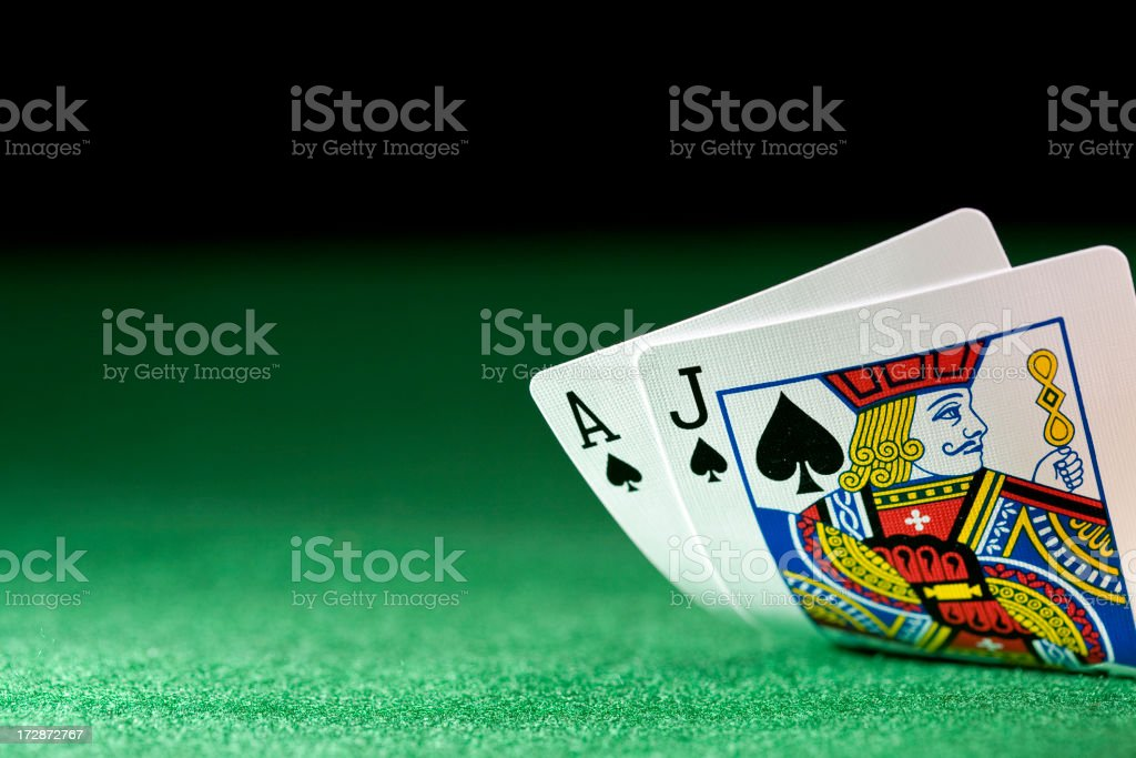 Cards (XL) stock photo
