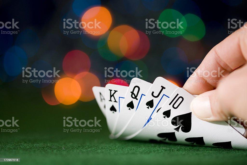 Cards (XXL) royalty-free stock photo