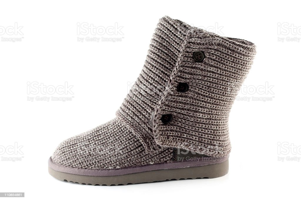 Cardy Boots stock photo