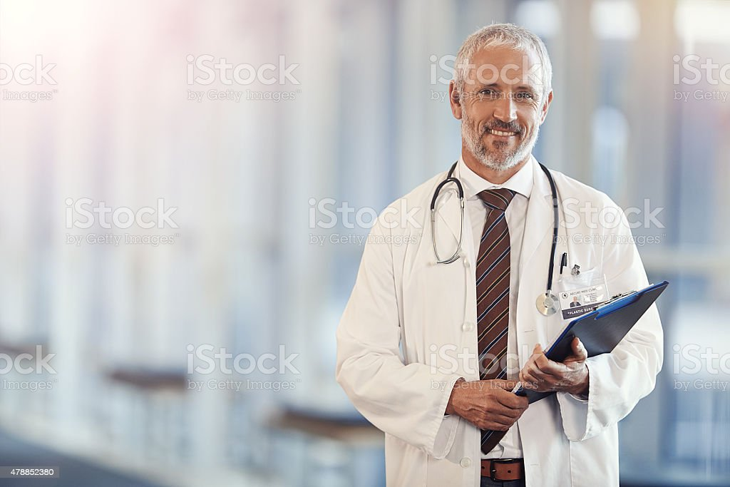 I care about your health stock photo