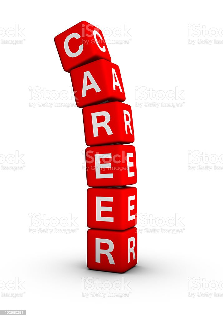 career crash royalty-free stock photo