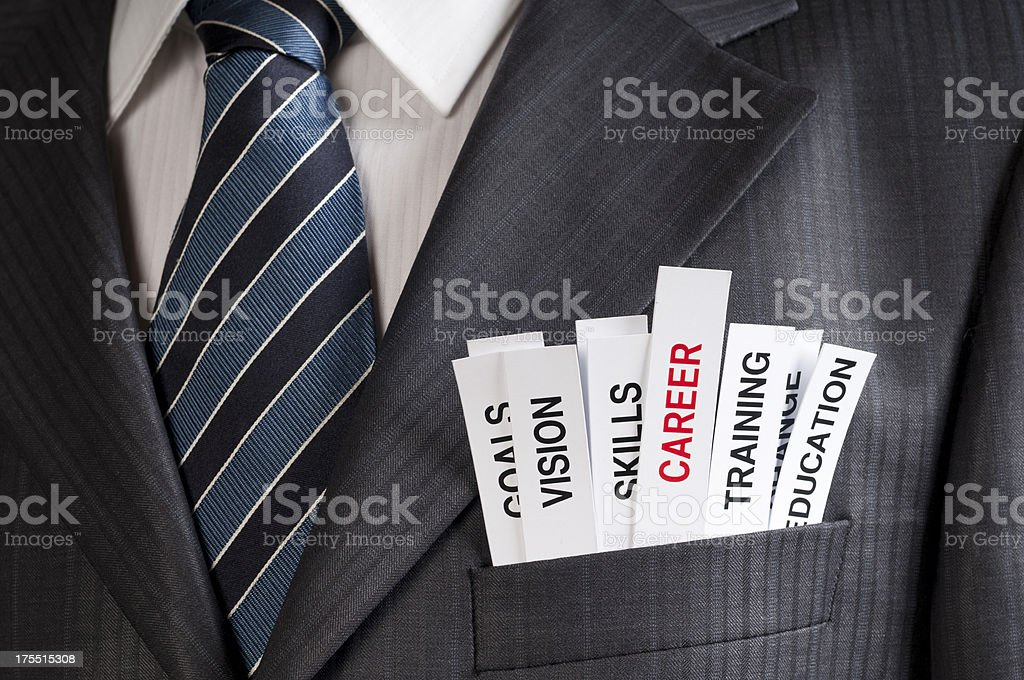 career royalty-free stock photo
