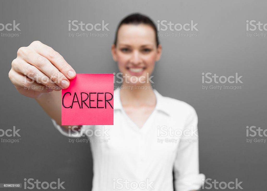 Career stock photo