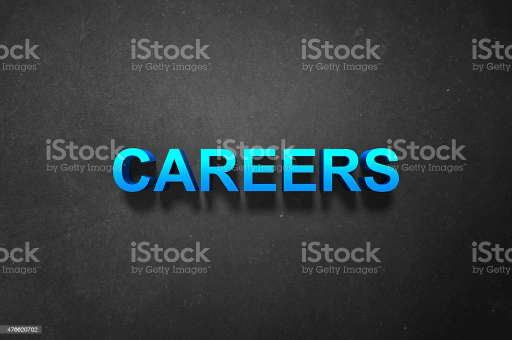Careers stock photo