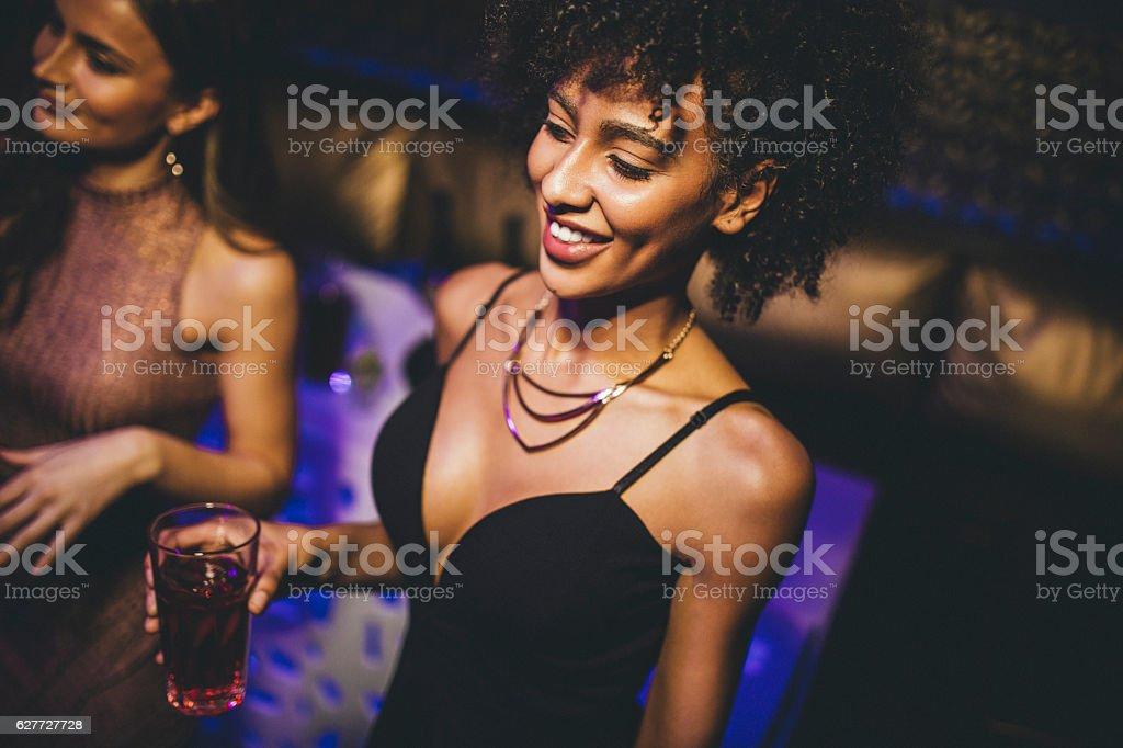 Carefee Dancing stock photo