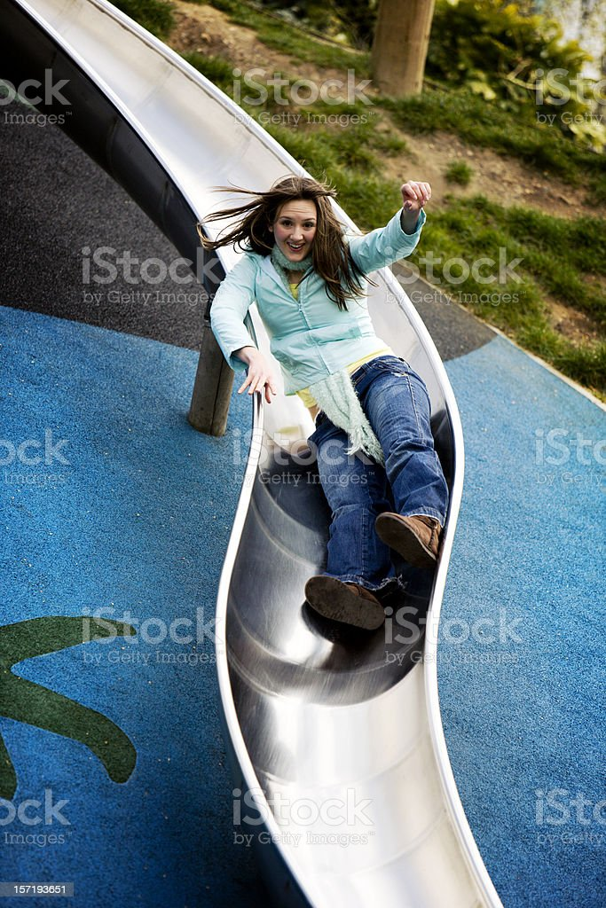 carefree royalty-free stock photo
