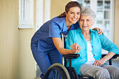Caregiving so compassionate she feels like part of the family