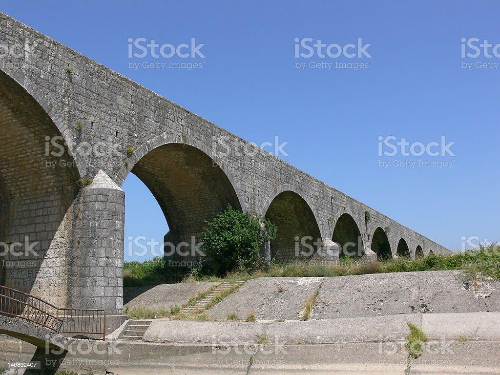 Carev most – Tsar's Bridge 03 stock photo