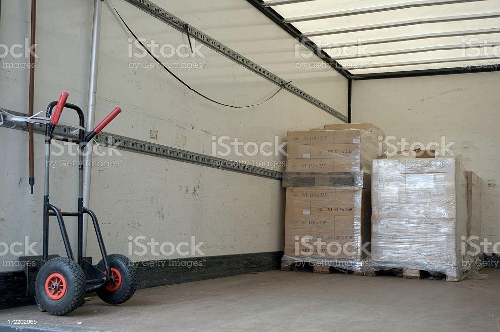 Cargo royalty-free stock photo