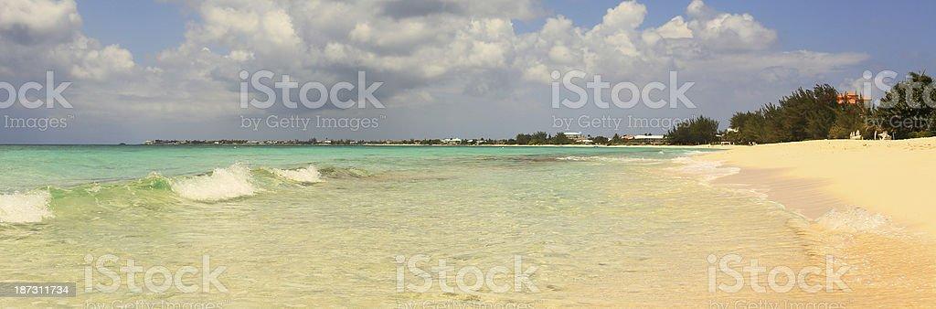Caribbean: Dream Beach stock photo
