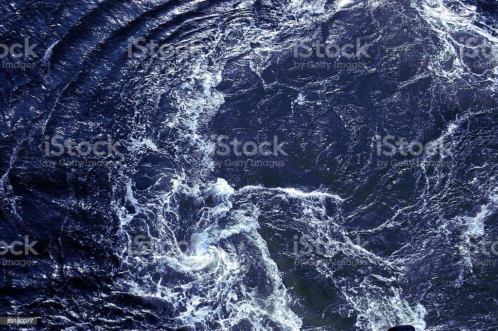 Caribbean Ocean - more in portfolio royalty-free stock photo