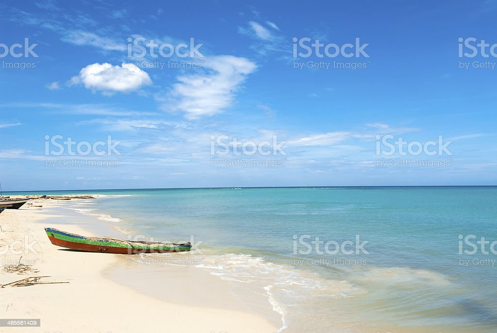 Caribbean stock photo