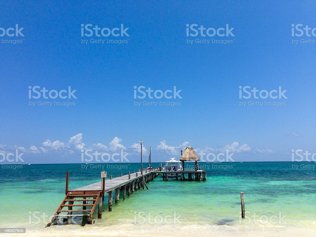 Caribbean stock photo