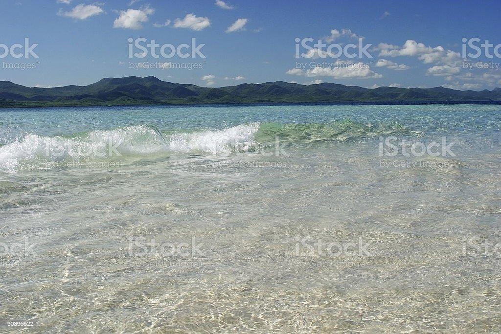 Caribbean Views royalty-free stock photo