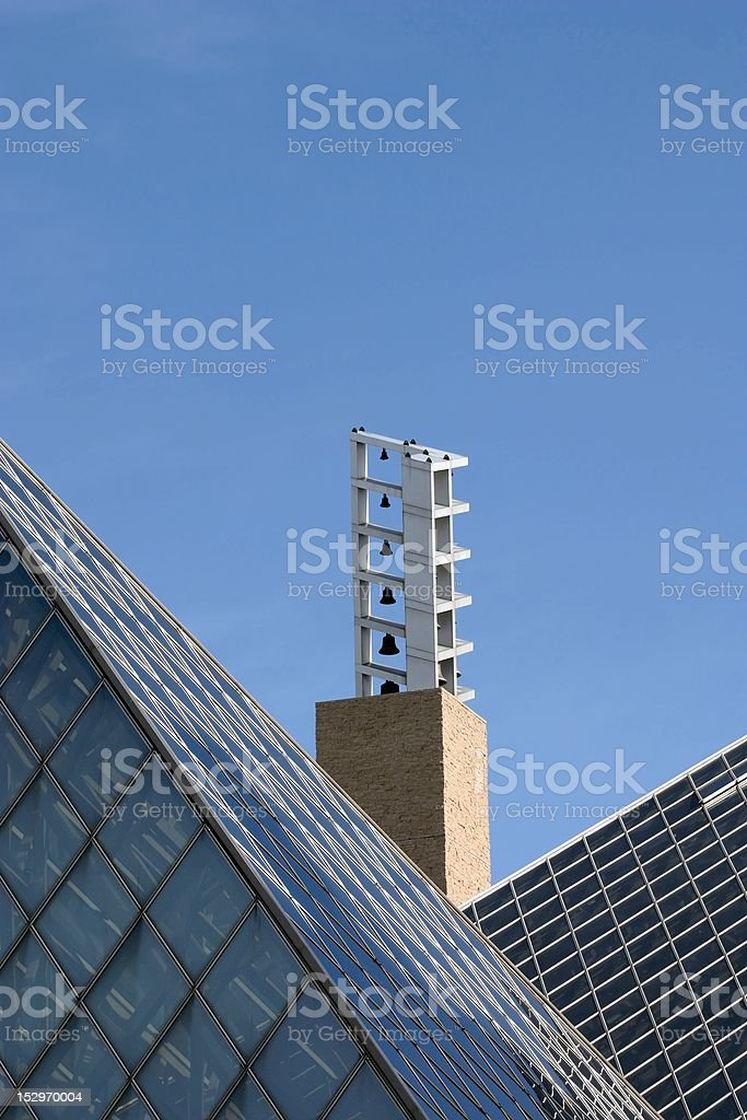 Carillon Bells stock photo