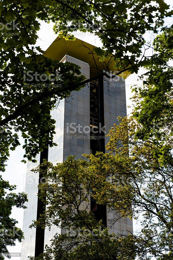 Carillon in Berlin stock photo