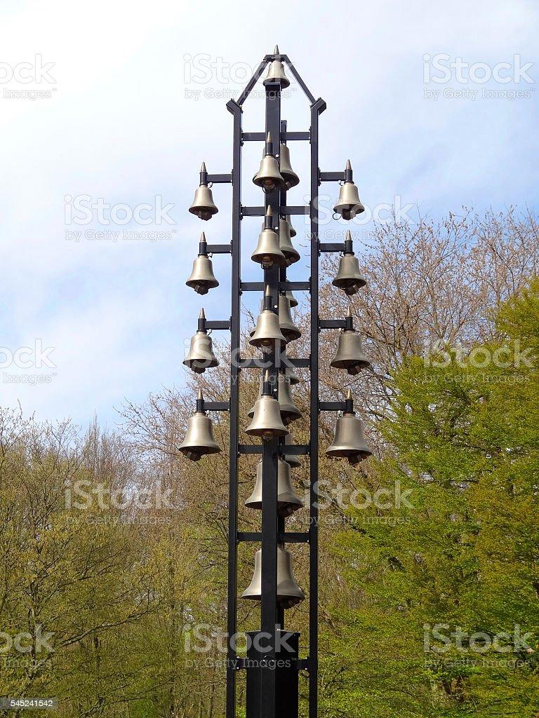 Carillon stock photo
