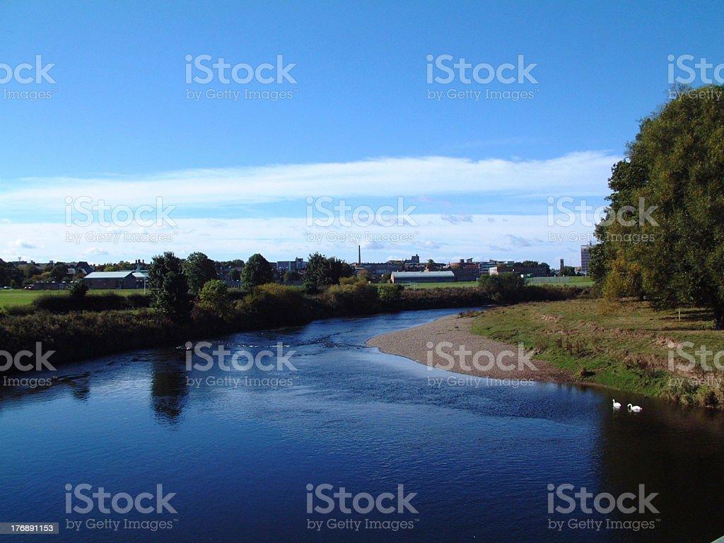 Carlisle royalty-free stock photo