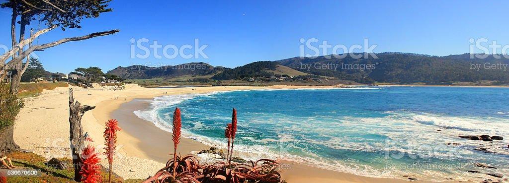 Carmel By the Sea stock photo