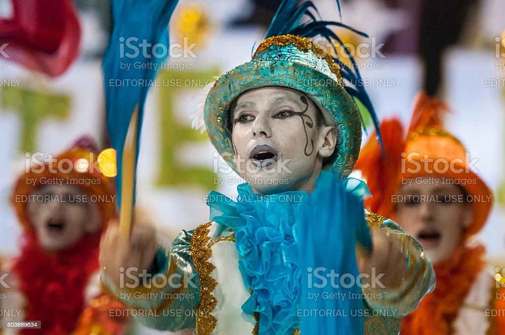 Carnaval - Brazil stock photo