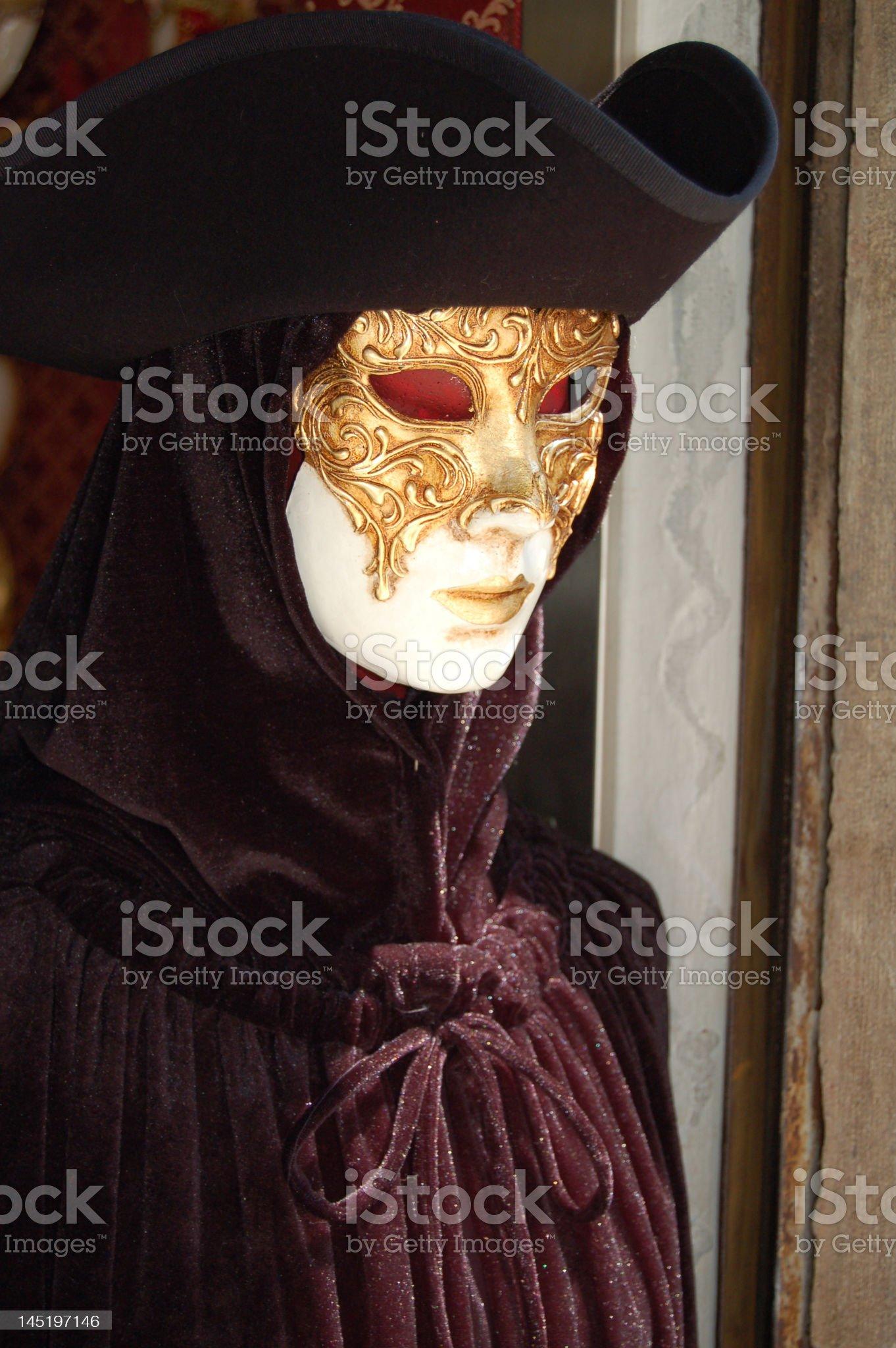 carneval in venice royalty-free stock photo