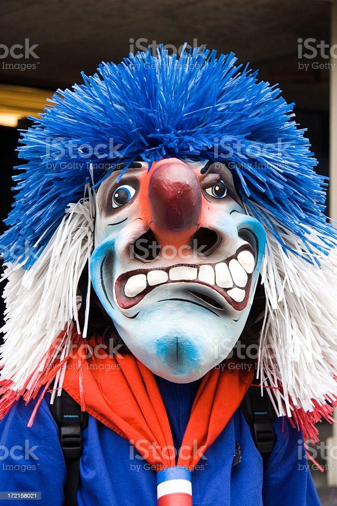 Carneval Mask stock photo