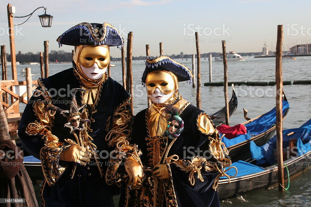 Carnevale 2 royalty-free stock photo