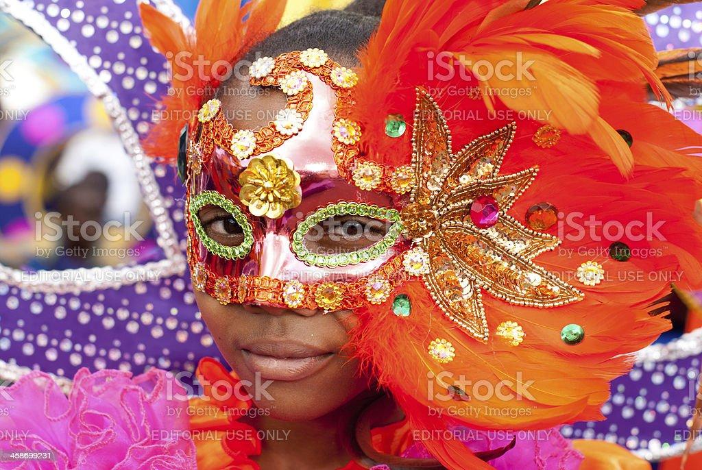 Carnival Celebration stock photo