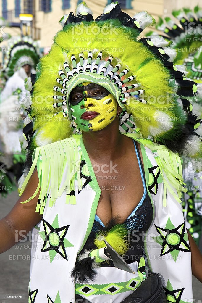 carnival chop stock photo