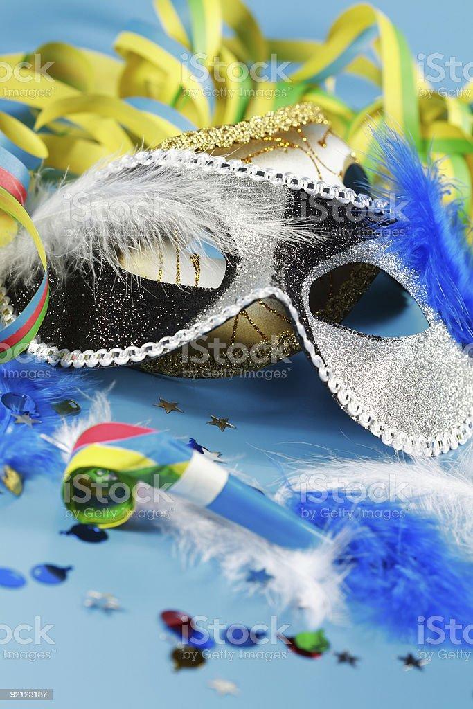 Carnival detail royalty-free stock photo