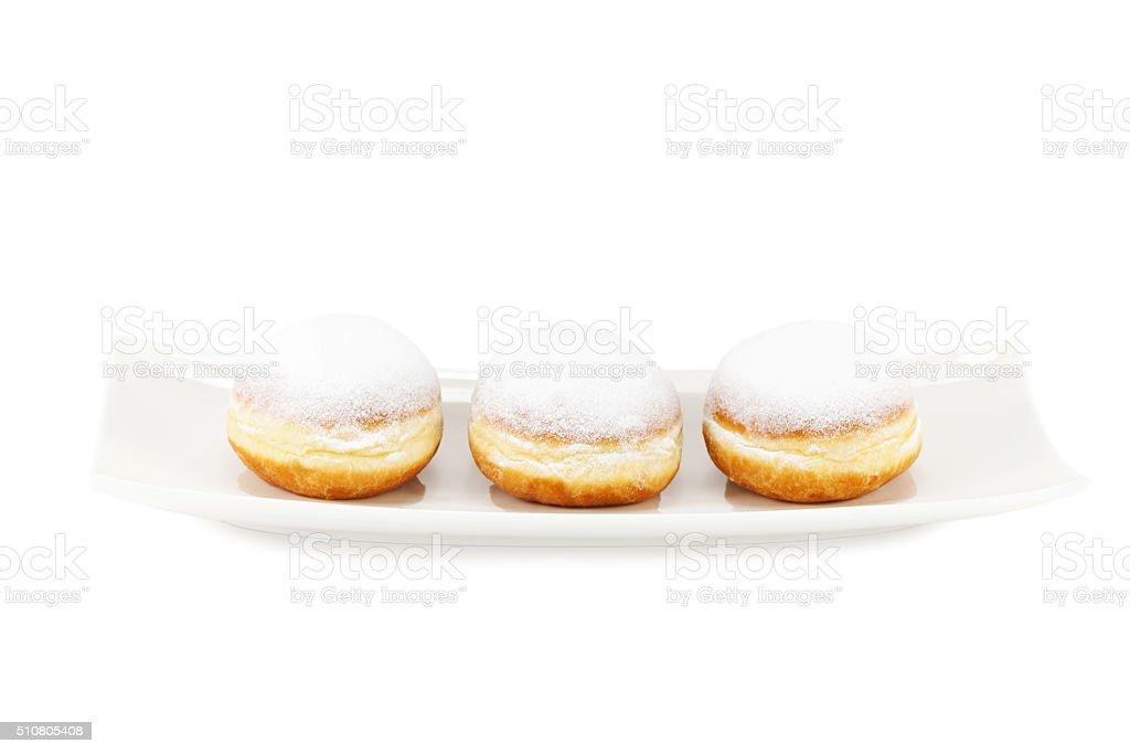 Carnival Donuts stock photo
