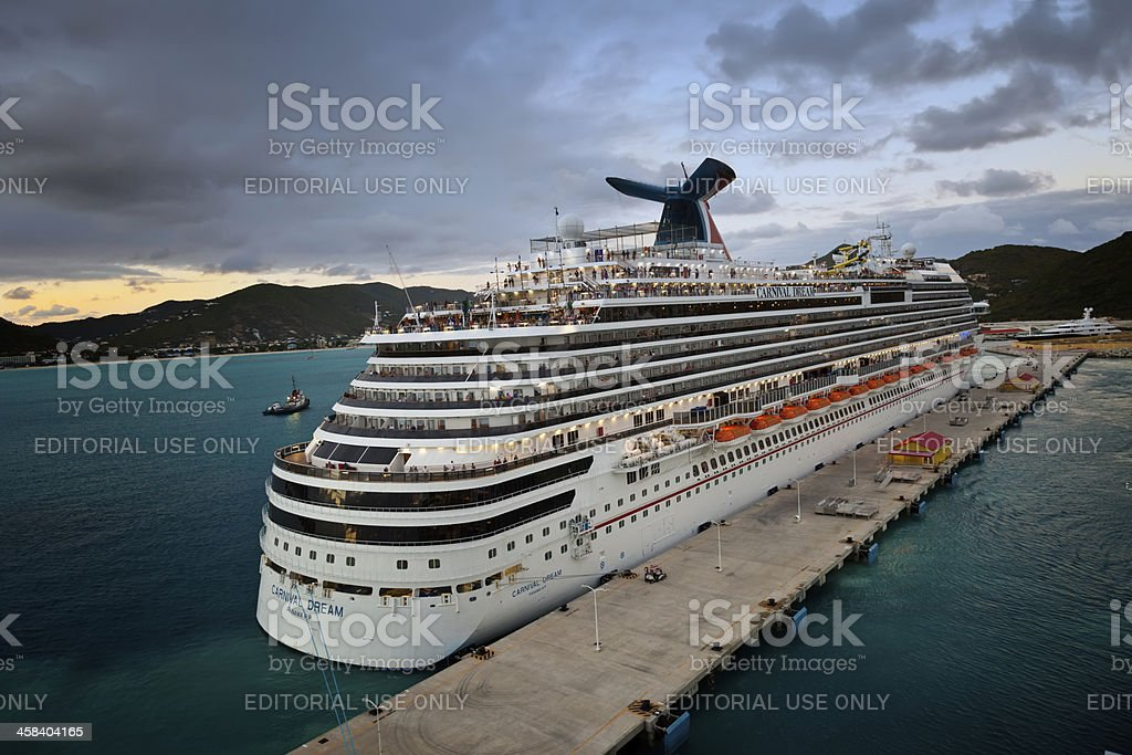Carnival Dream royalty-free stock photo
