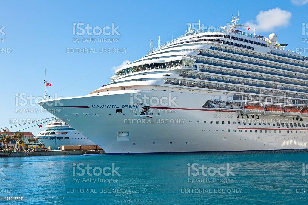 Carnival Dream royalty-free stock photo