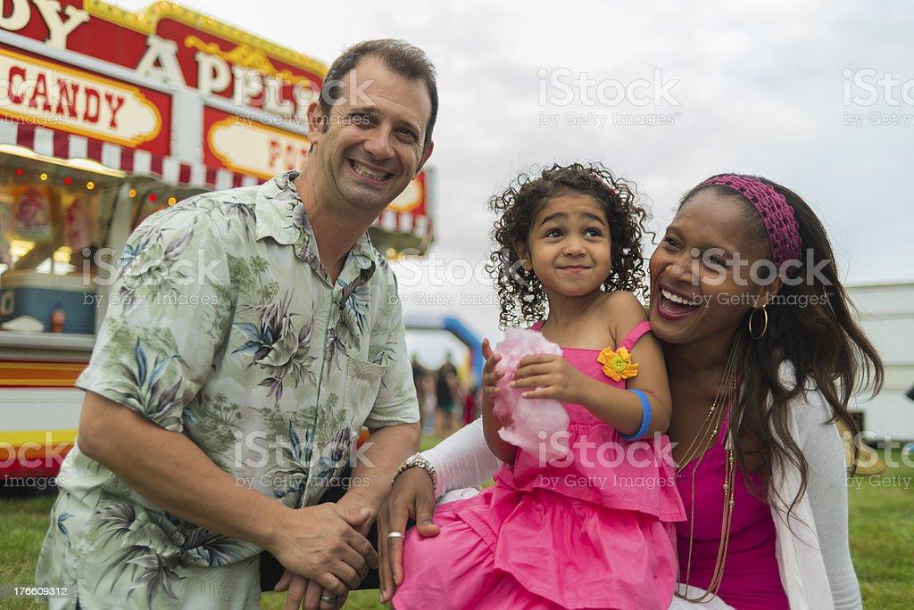 Carnival Food stock photo