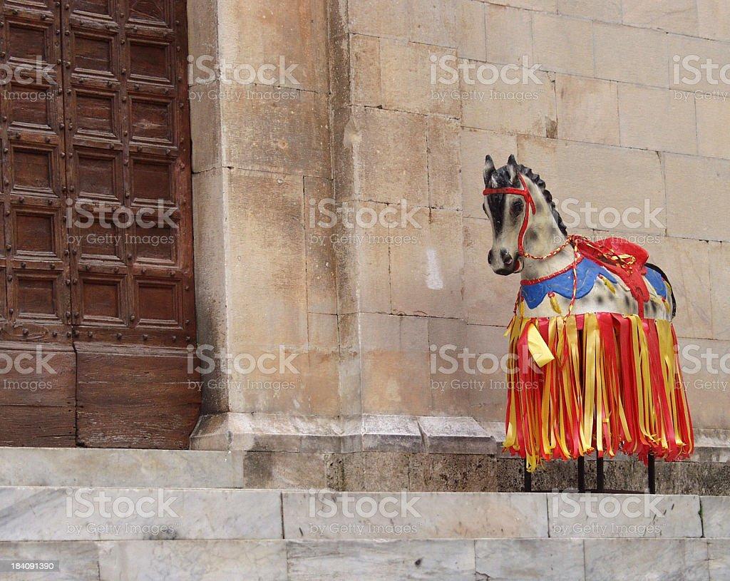 Carnival - Italy royalty-free stock photo