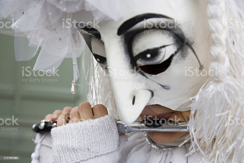 Carnival Mask royalty-free stock photo