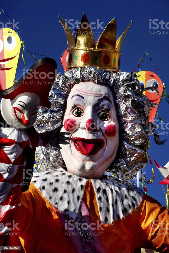 maschera di carnevale royalty-free stock photo