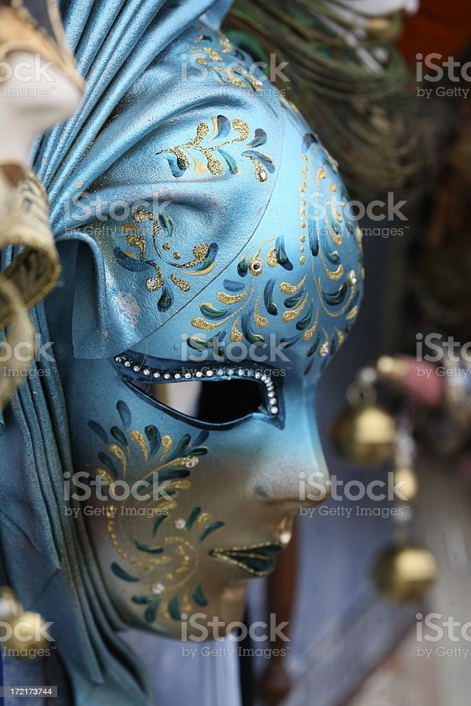 carnival mask: pretty royalty-free stock photo