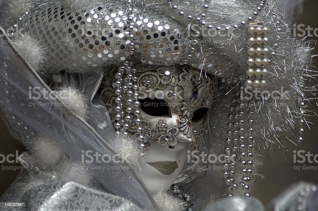 Carnival of Venice royalty-free stock photo