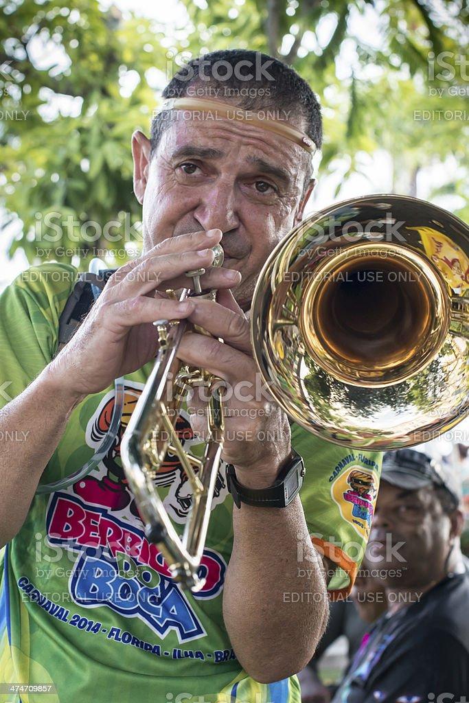 CaRnival Parade royalty-free stock photo