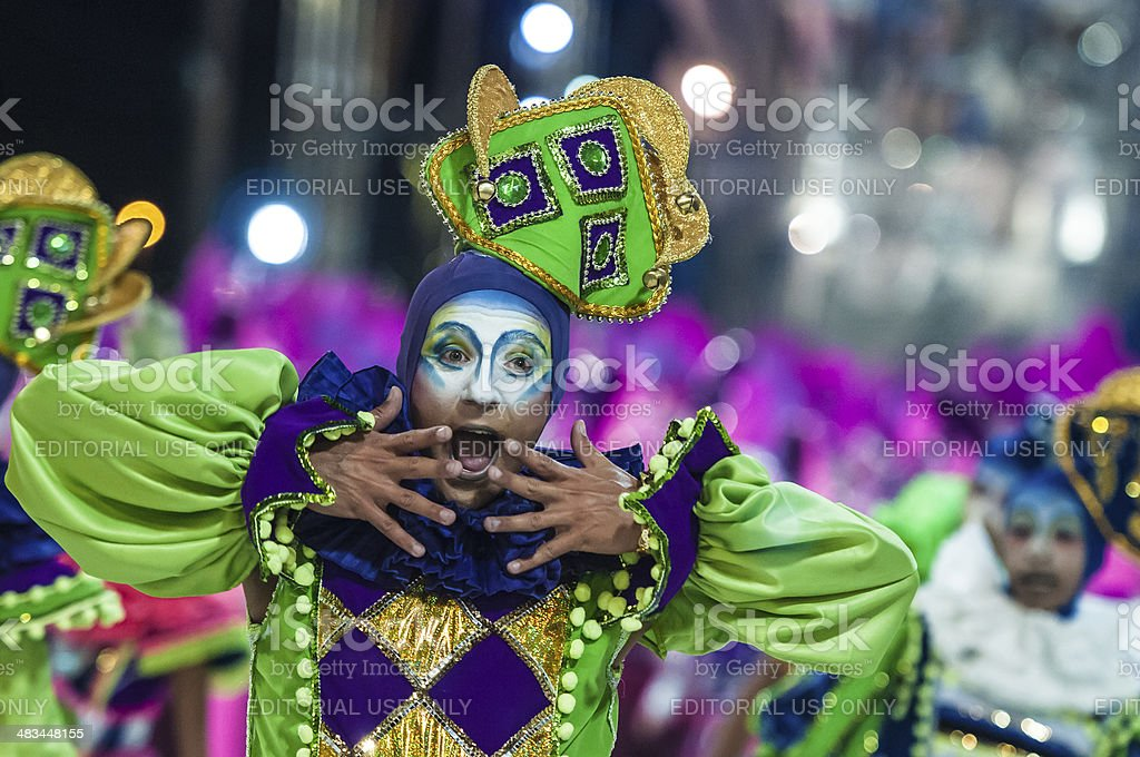 Carnival Parade stock photo