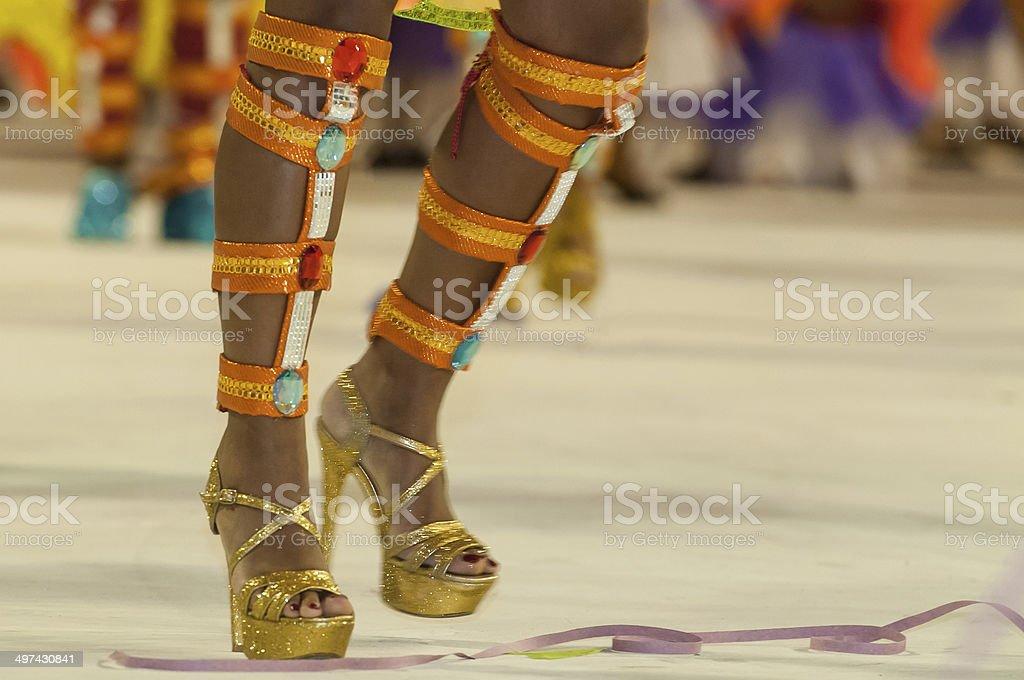 Carnival Parade stock photo