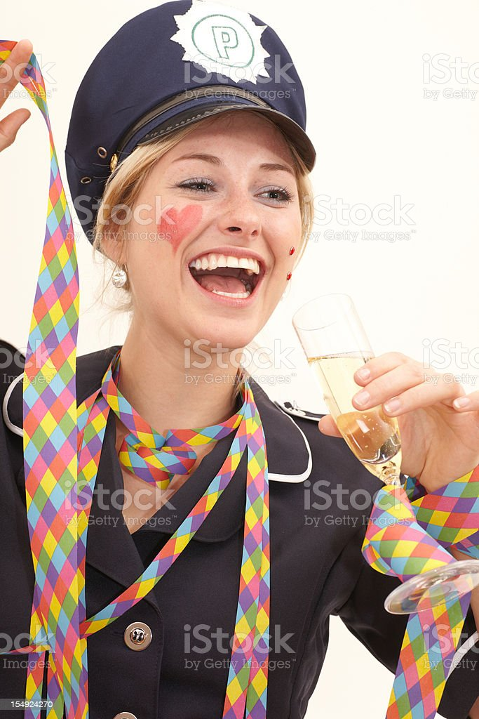 Carnival Party royalty-free stock photo