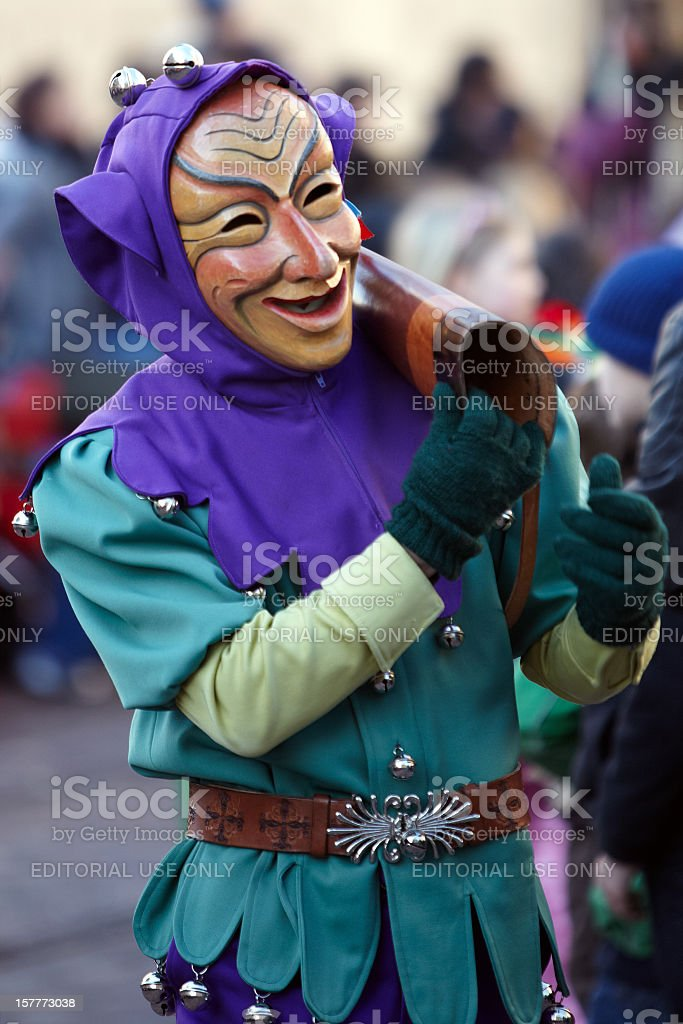 Carnival Party stock photo