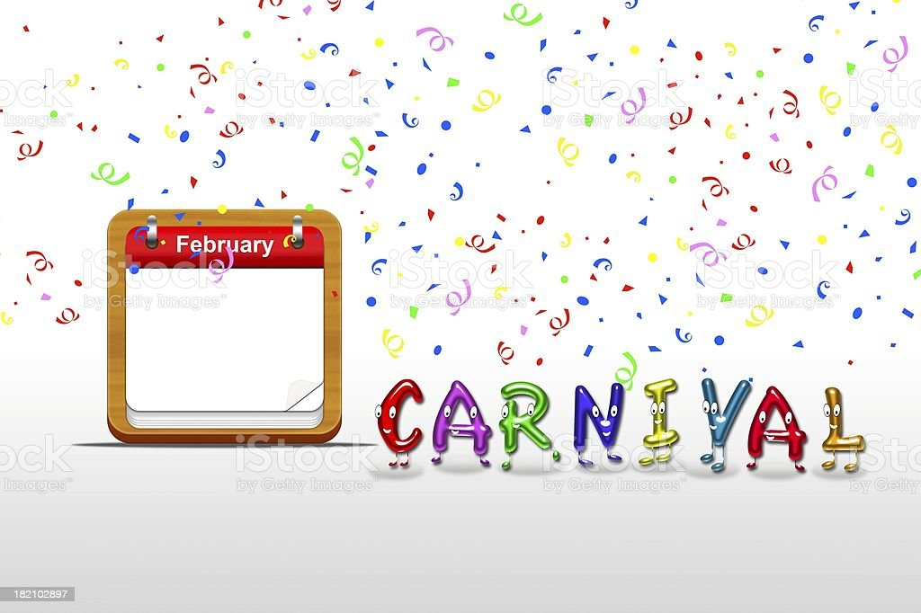 Carnival. stock photo