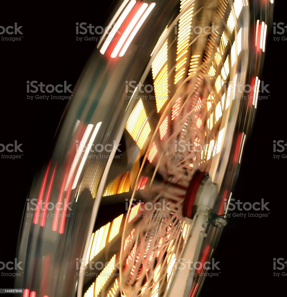 Carnival Ride 2 royalty-free stock photo