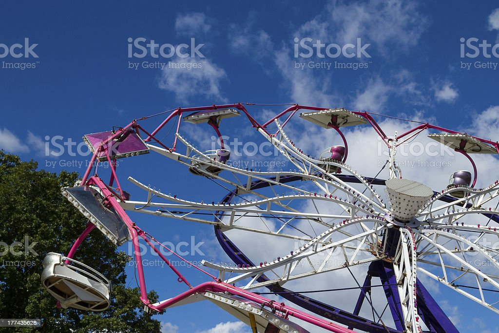 Carnival Ride royalty-free stock photo