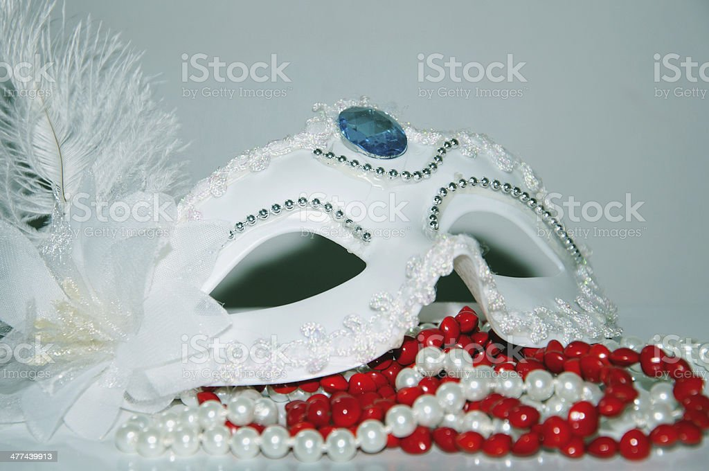 carnival symbol royalty-free stock photo