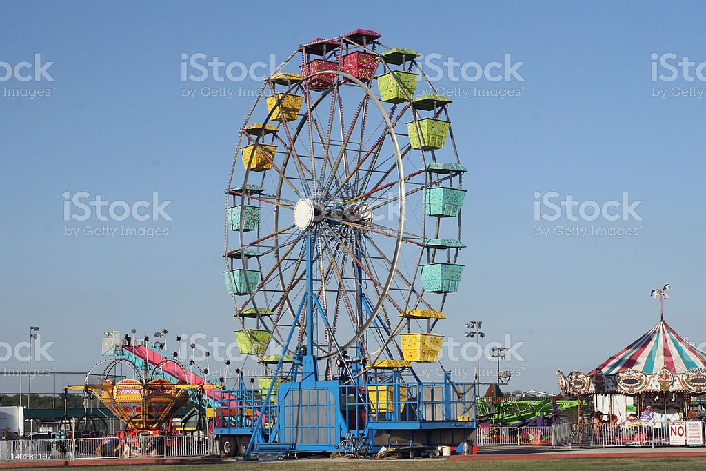 Carnival Time royalty-free stock photo