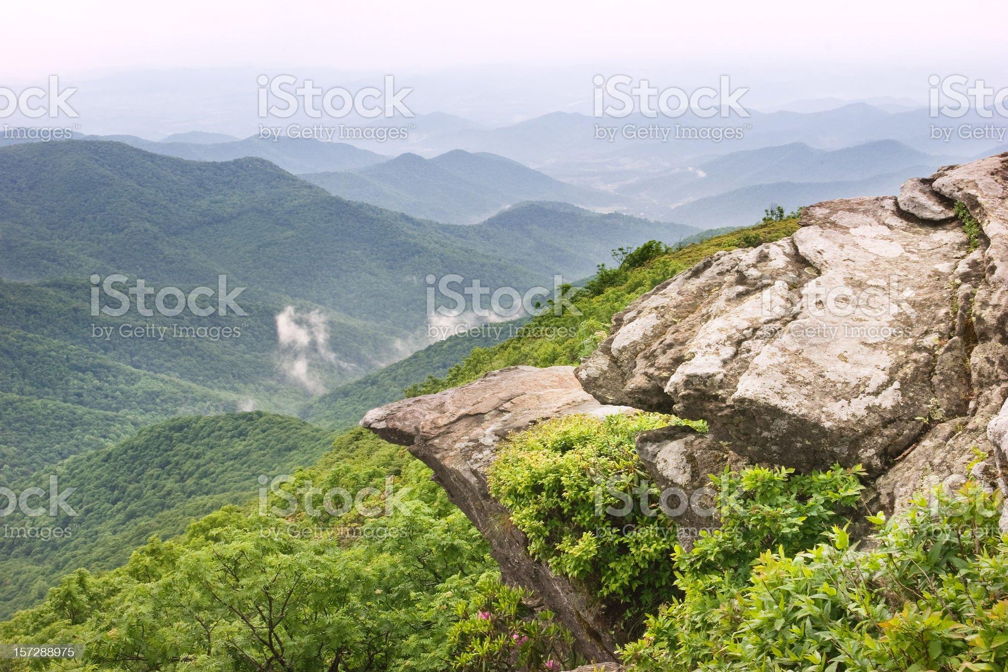 Carolina Lookout royalty-free stock photo